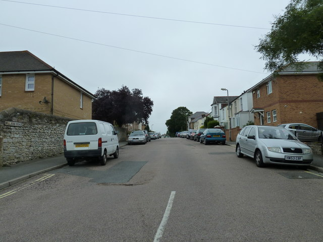 Hill Street in June 2011
