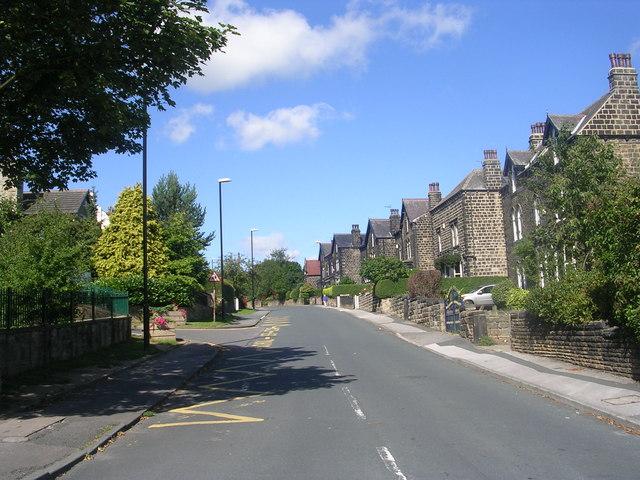 Lee Lane East - St Margaret's Avenue