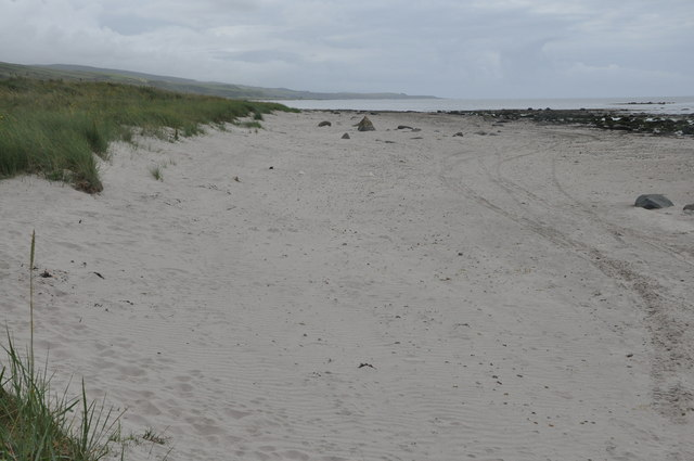 Shoreline at Cruachan, Kintyre