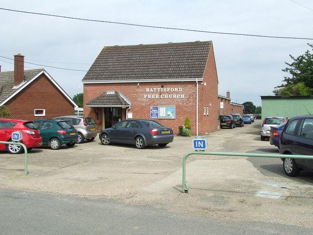 Battisford Free Church