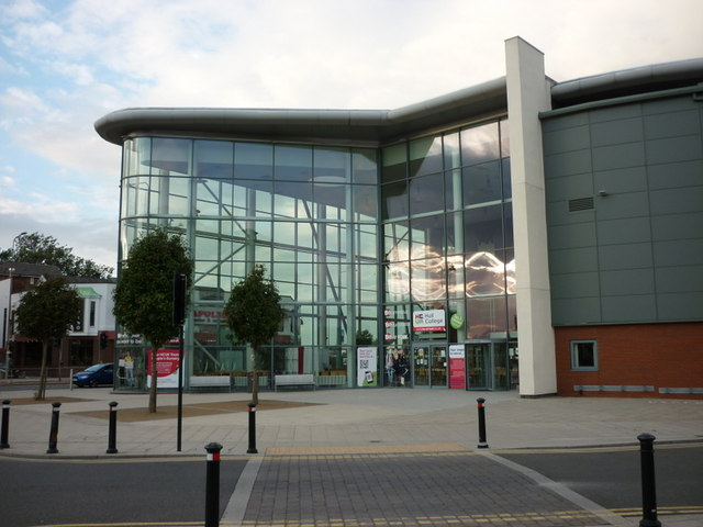 The Hardcastle building, Hull College