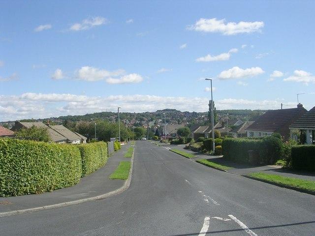 St Margaret's Road - Lee Lane East
