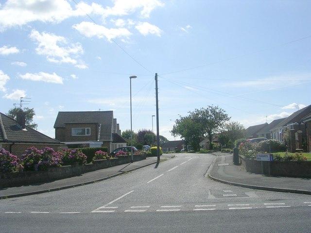 St Margaret's Drive - St Margaret's Road