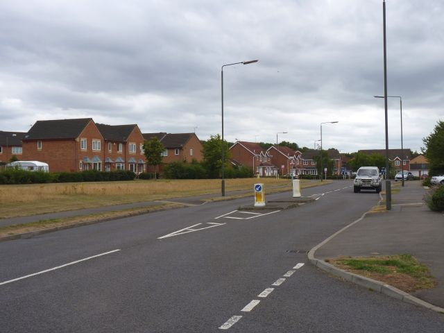 Fellow Lands Way, Chellaston, Derby