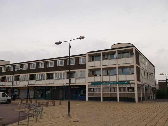 Abbey Wood Library