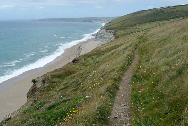 Coastal Path near Chyvarloe
