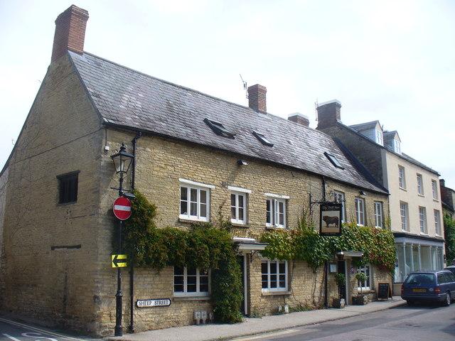 Bull Inn, Sheep Street