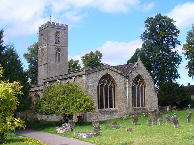 St Mary, Charlbury