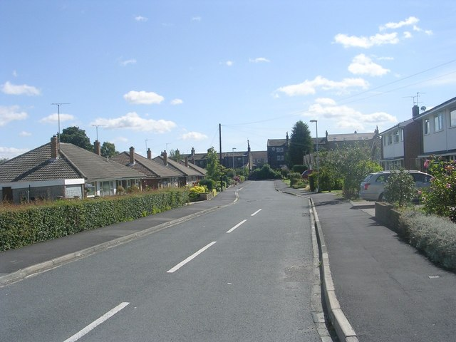Greenbanks Avenue - St Margaret's Avenue