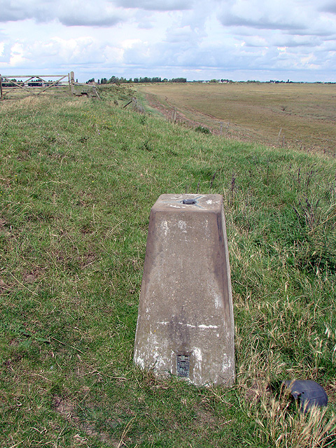 Clay Hole Trig Point