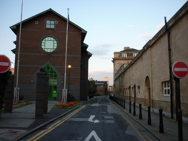 Hanover Square, Kingston upon Hull