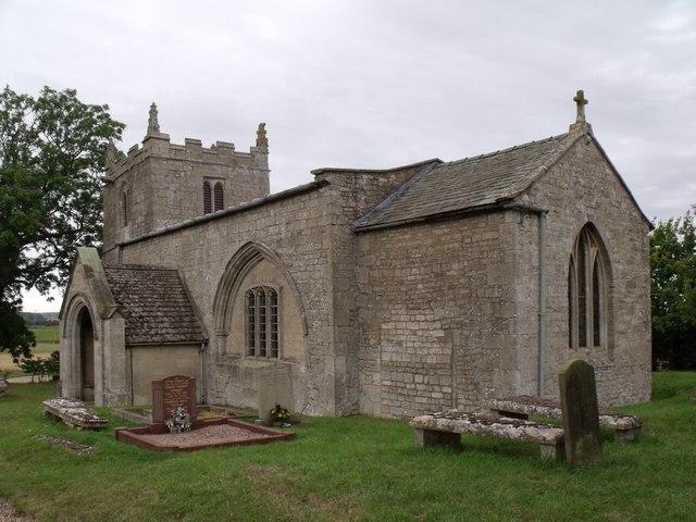 St Mary's Church, Evedon