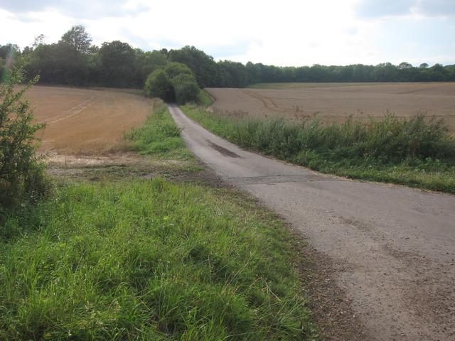 Lane off Stalisfield Road