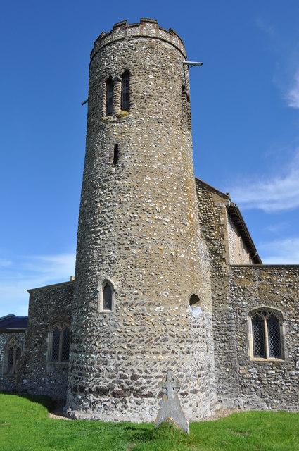 Roughton St Mary the Virgin's church