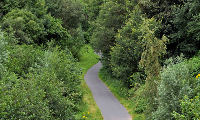 The Comber Greenway, Belfast (7)