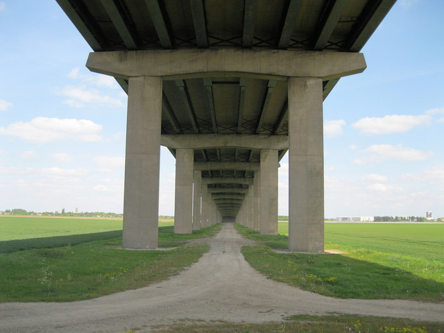 Under the M62