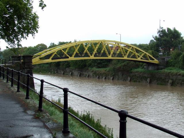 The banana bridge
