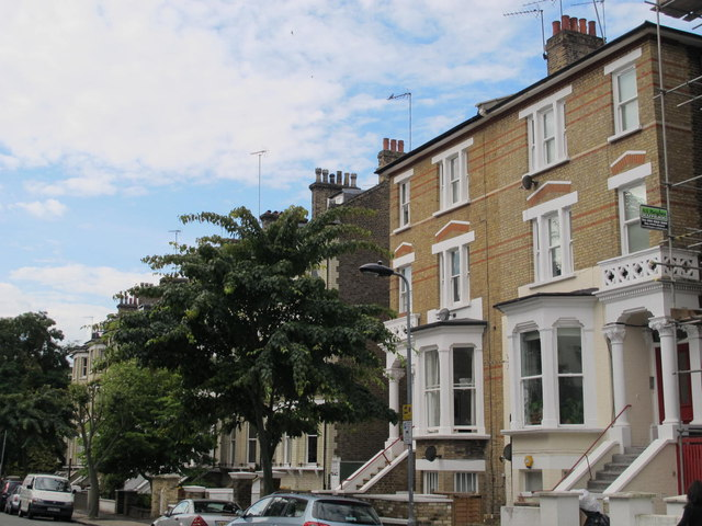 Crossfield Road, NW3
