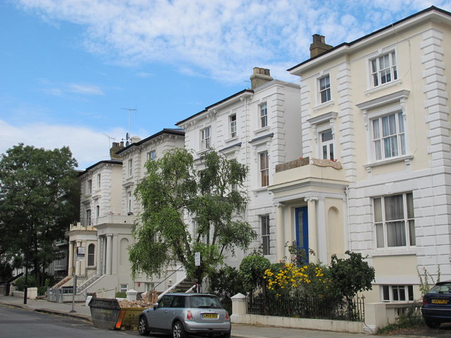 Buckland Crescent, NW3 (2)