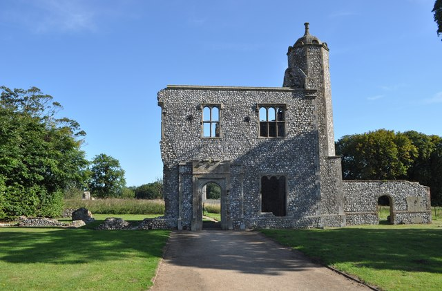 Baconsthorpe Castle