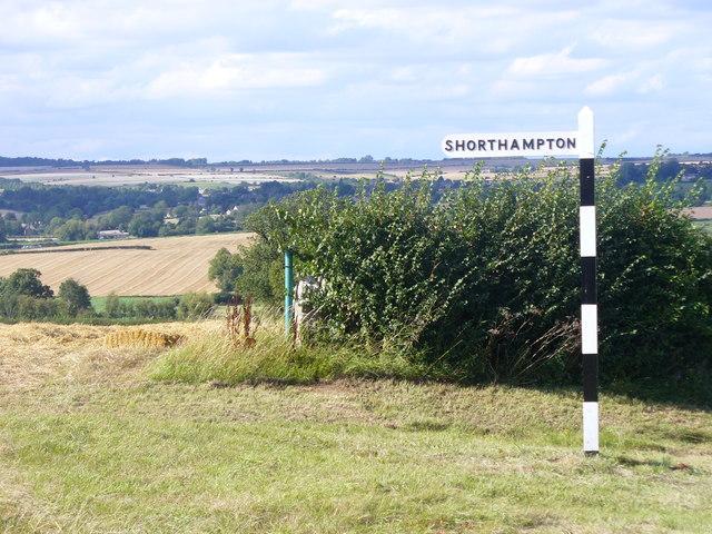 Shorthampton Road End