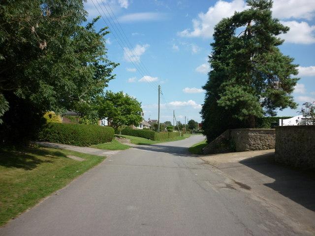Balk Lane, Arnold, East Yorkshire
