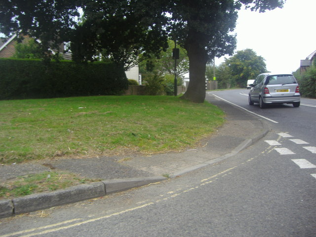 Corner of Manhood Lane and Selsey Road