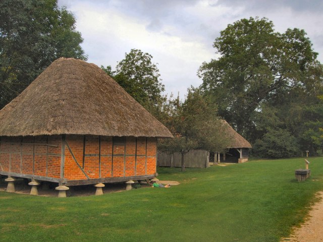 Granary, Weald & Downland Museum