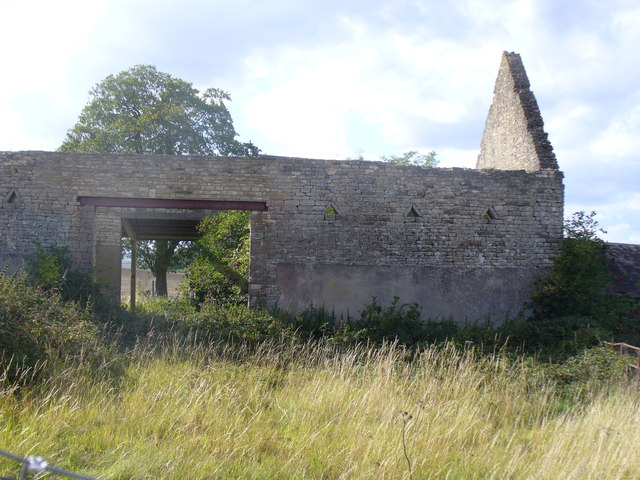 Top Barn, Walcot