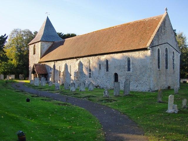 St Nicholas' Church, West Thorney