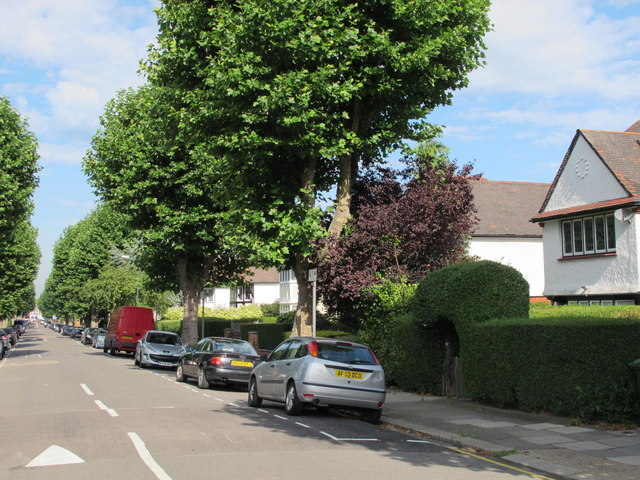 Teignmouth Road, NW2