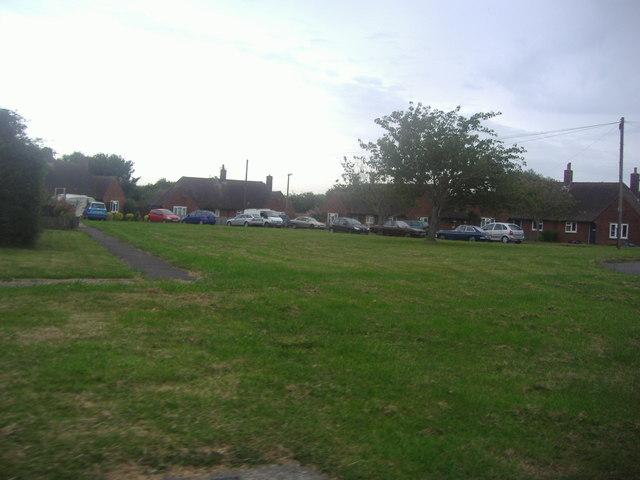 Green on Manhood Lane, Sidlesham