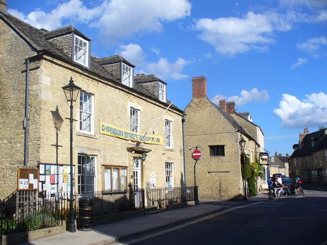 Corner House, Charlbury