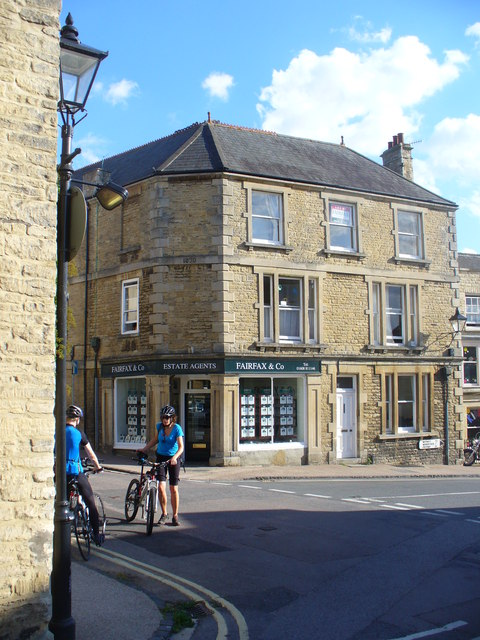 Corner Shop, Charlbury