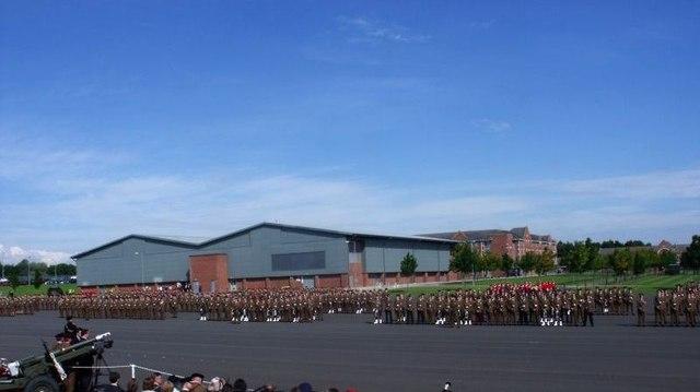 Harrogate, Army Foundation College [2]