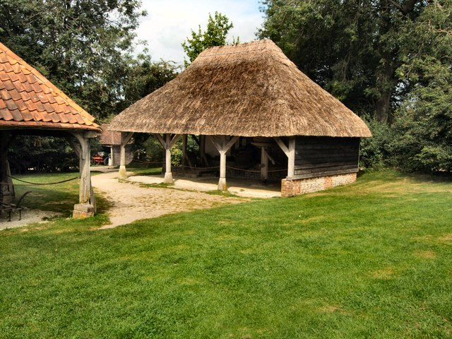 Horse Whim - Weald and Downland Museum