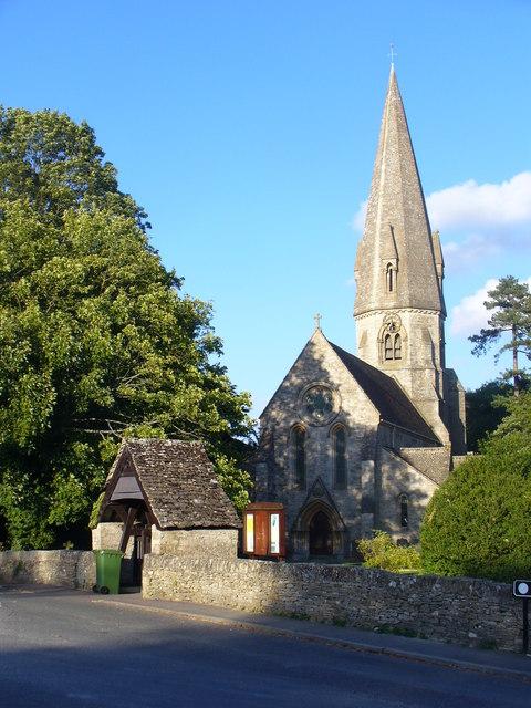 Leafield Parish Church