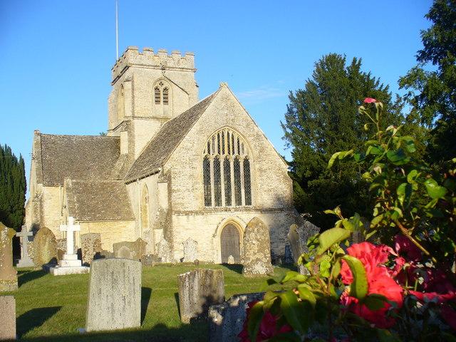 Minster Lovell Church