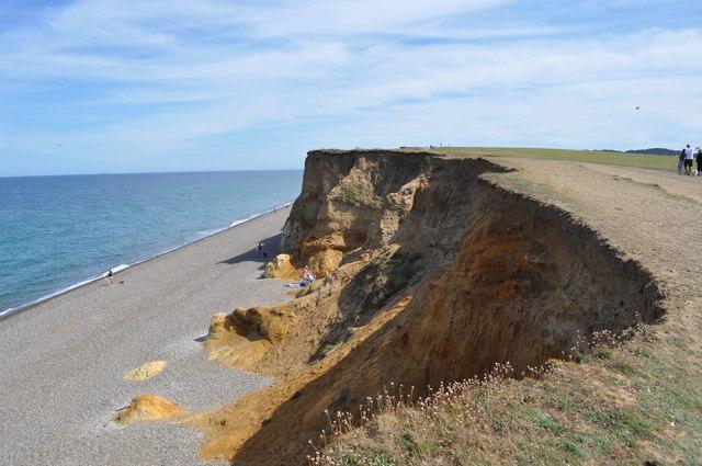 Cliffs at Weybourne