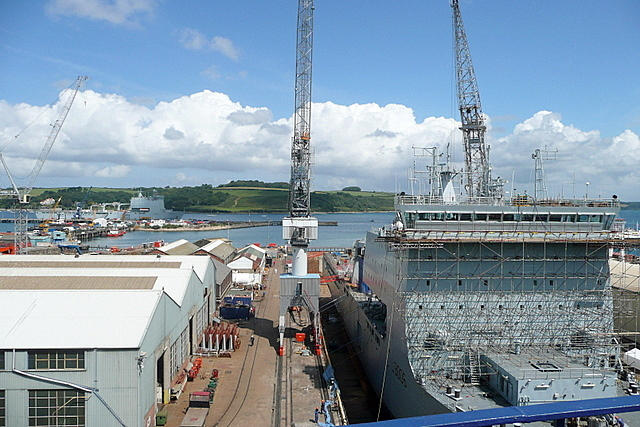 Queen Elizabeth Dock