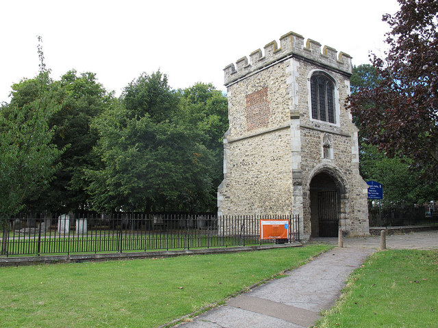 Barking Curfew Tower