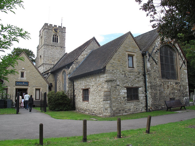 St Margaret's church and centre, Barking