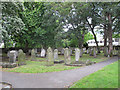 TQ4483 : St Margaret's churchyard by Stephen Craven