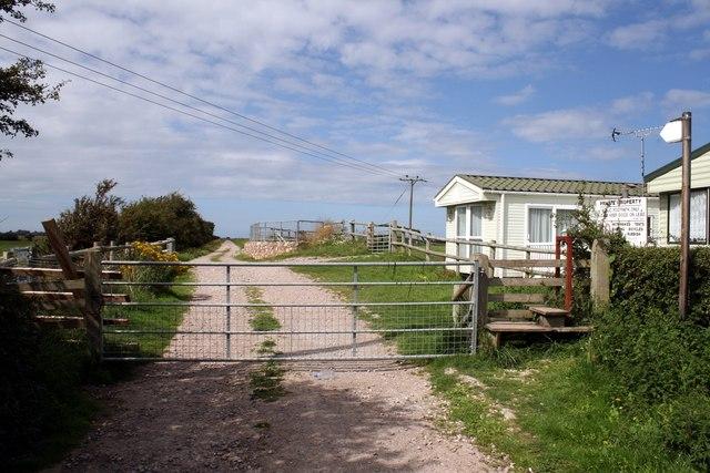 Gate and Stile near the River Clwyd (Afon Clwyd)