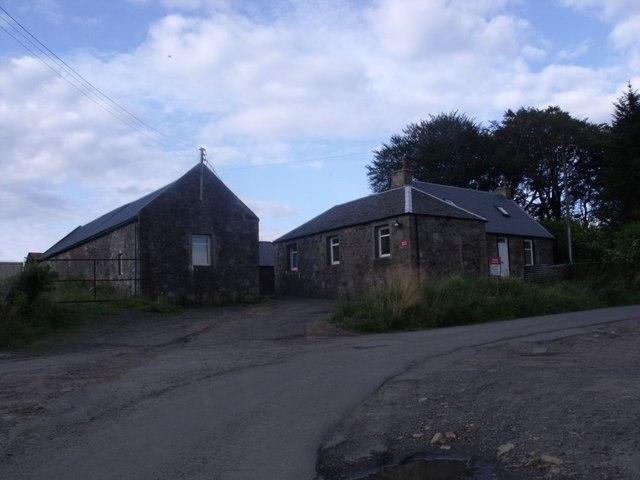 Wester Jawcraig Farm