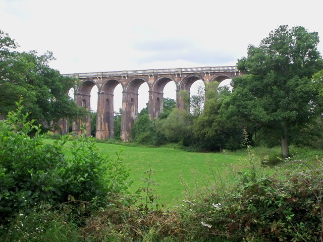 Ouse Valley Viaduct, West Sussex