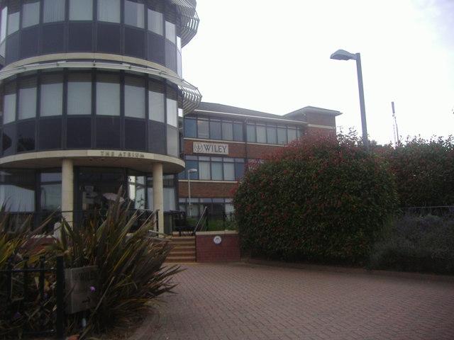 Wiley offices on Stockbridge Road