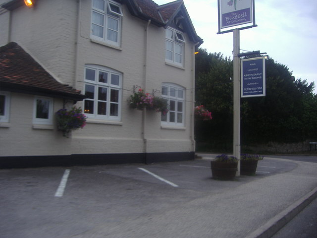 The Bluebell pub, Cocking