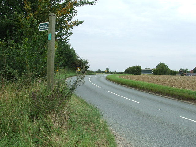 Leading To Public Footpaths