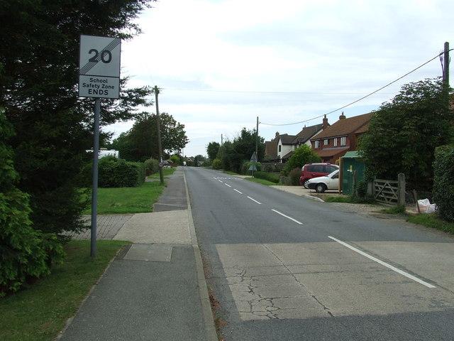 Lower Farm Road